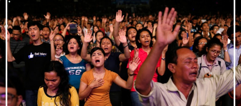 Indonesia's fast growing Church