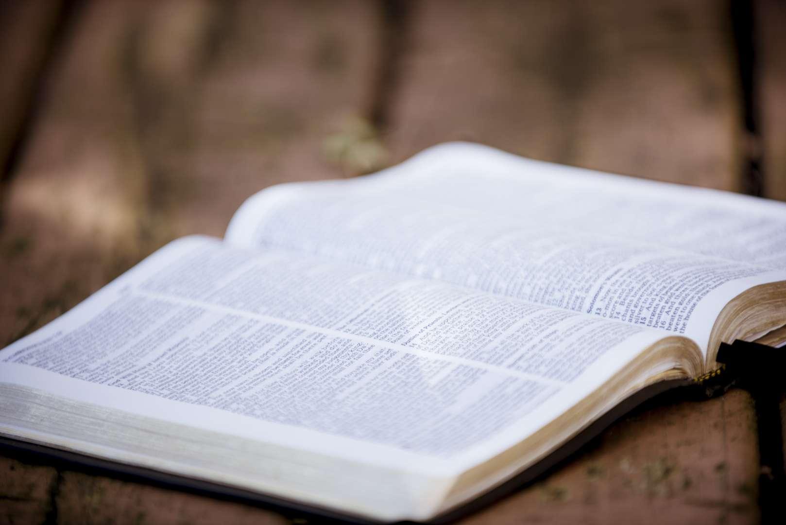 Gebedsgids – Woordgefokusde Gebed