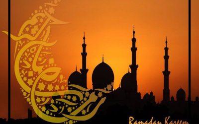 Ramadan Focus (1 – 5 June)