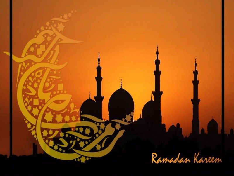 Ramadan Focus (27 – 31 May)