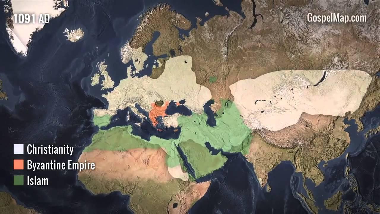 World Evangelisation History