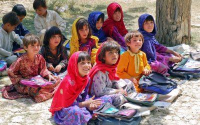 Illiterate Children