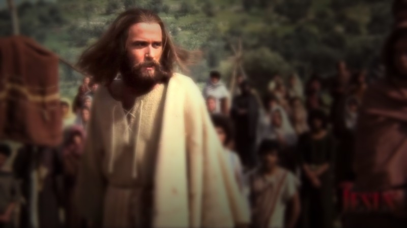 Jesus film for the Qashqai and Kurmanji