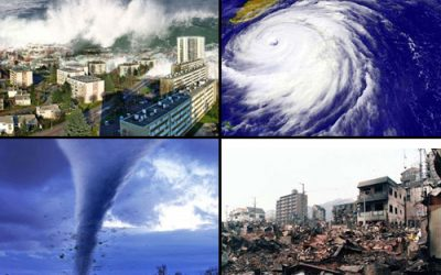 When a natural disaster strikes