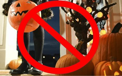 As for me and my house…NO Halloween