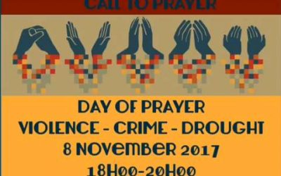 Day of Prayer 8 November 2017