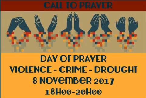 Day of Prayer 8 November 2017