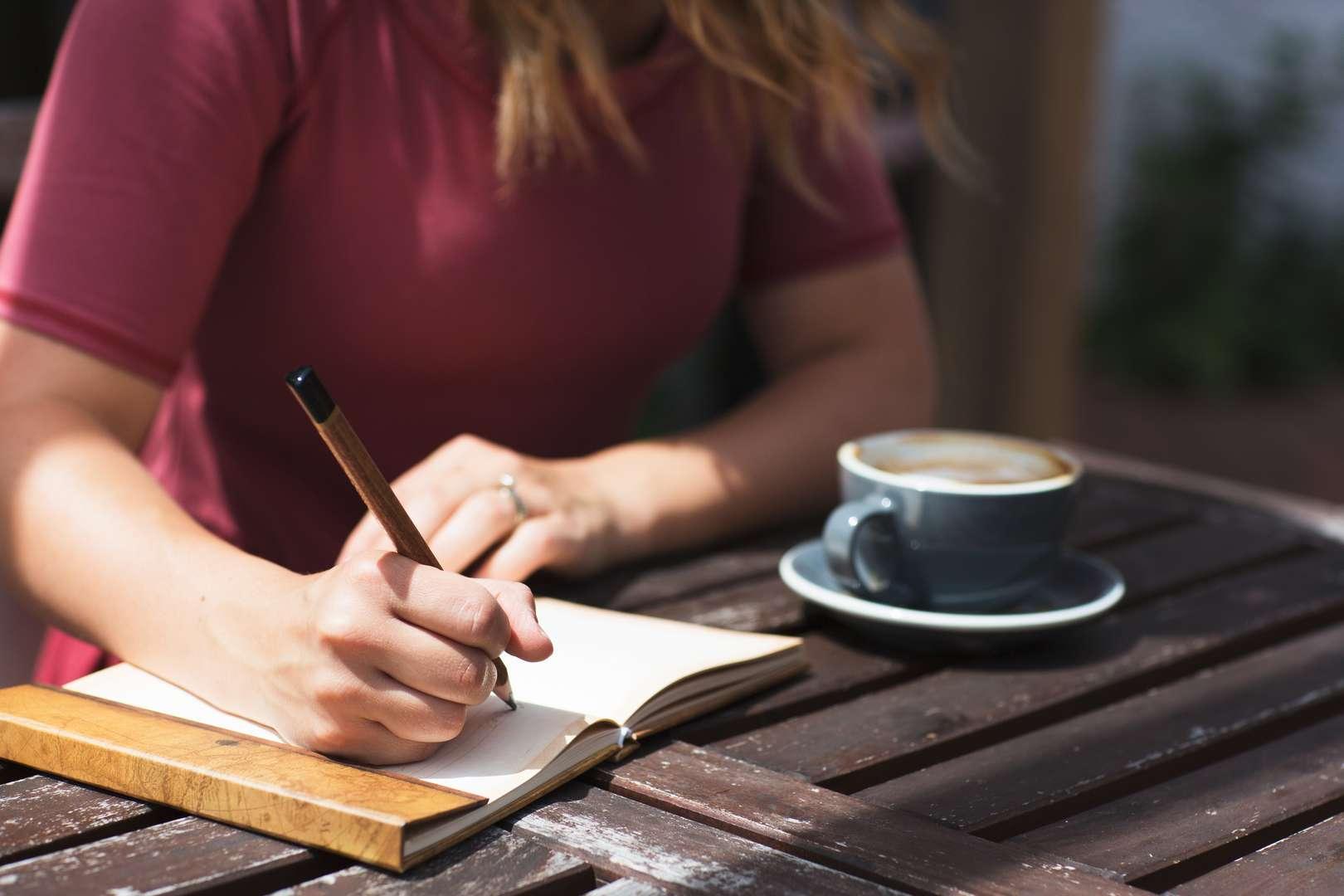 Keeping a prayer journal