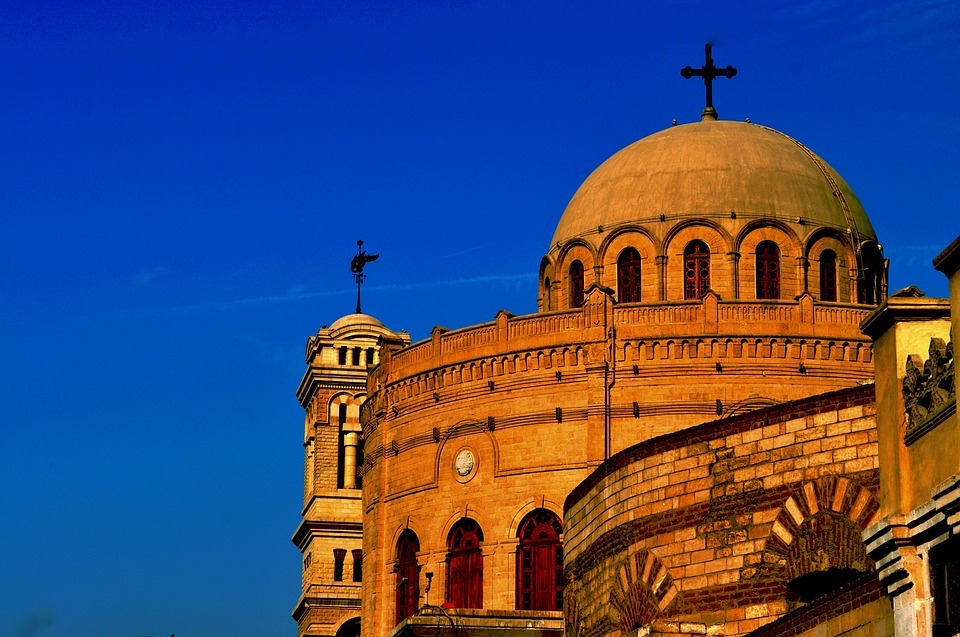 Coptic Christians in Egypt suffering