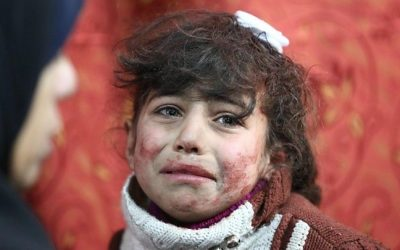Syria again? Yes! Pray for Ghouta