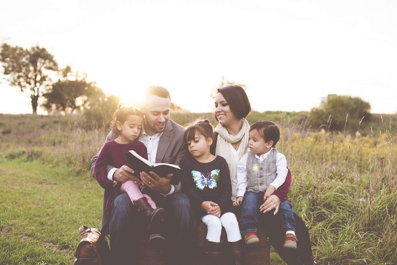 Pray for marriages and families