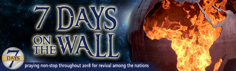 7 Days on the Wall – 2018