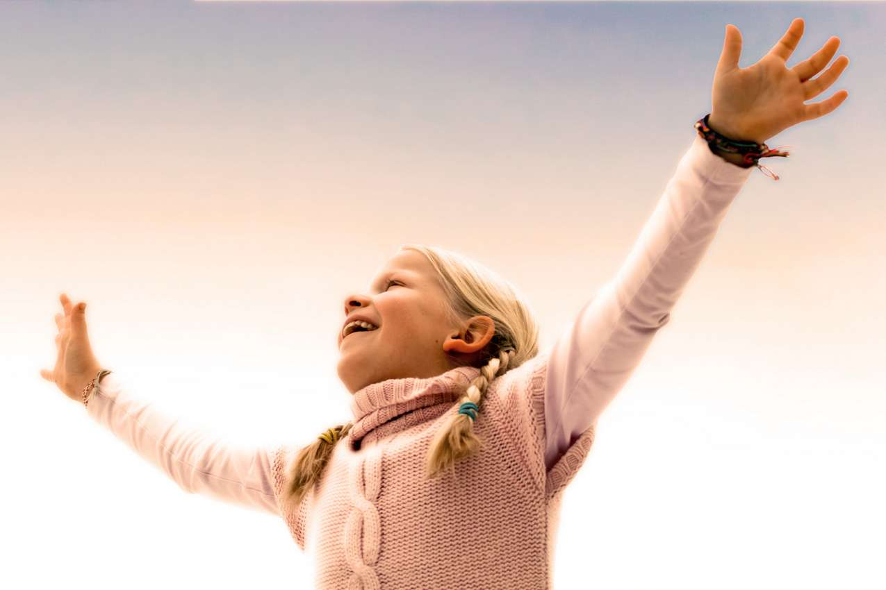Children and victorious prayer