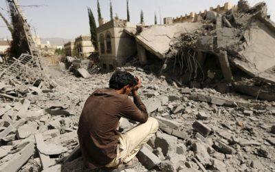 Humanitarian disaster in Yemen