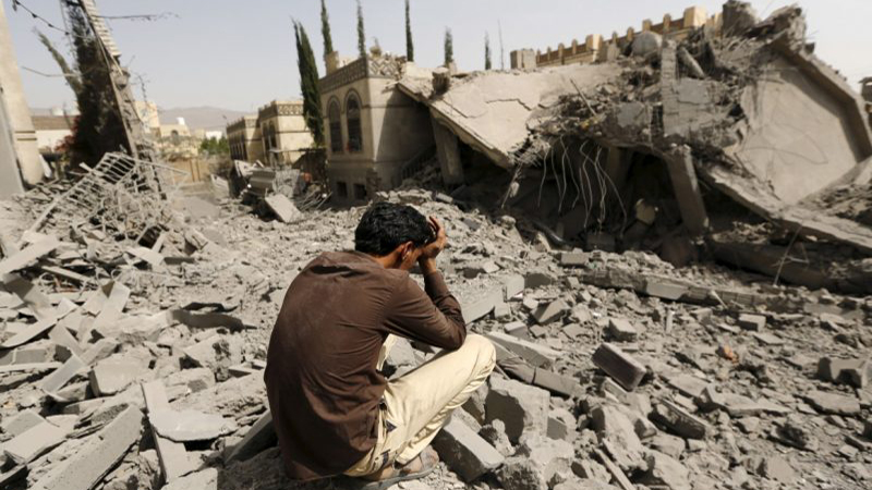 Humanitarian disaster in Yemen