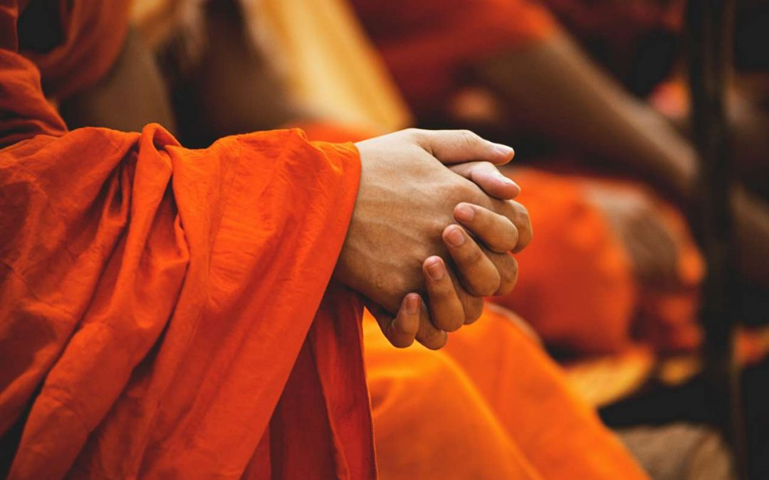 Tibetan monks visiting South Africa