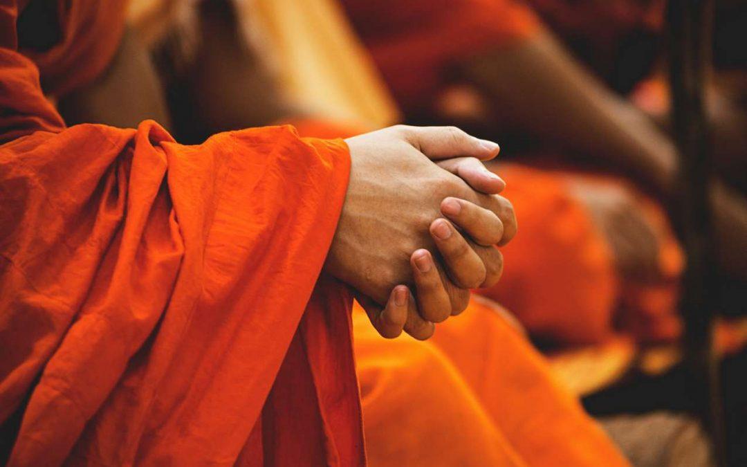 Tibetan monks visiting South Africa