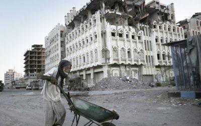 International Day of Prayer for Yemen 10 November 2018