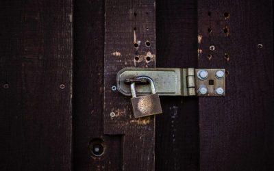 Mandatory closure of churches