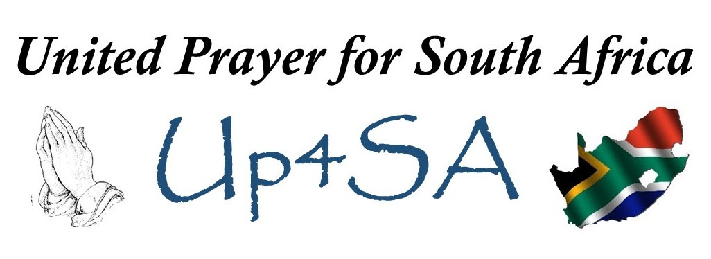 'United prayer for South Africa' weekend