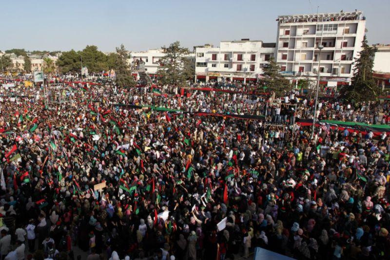 Arab Spring 2.0?