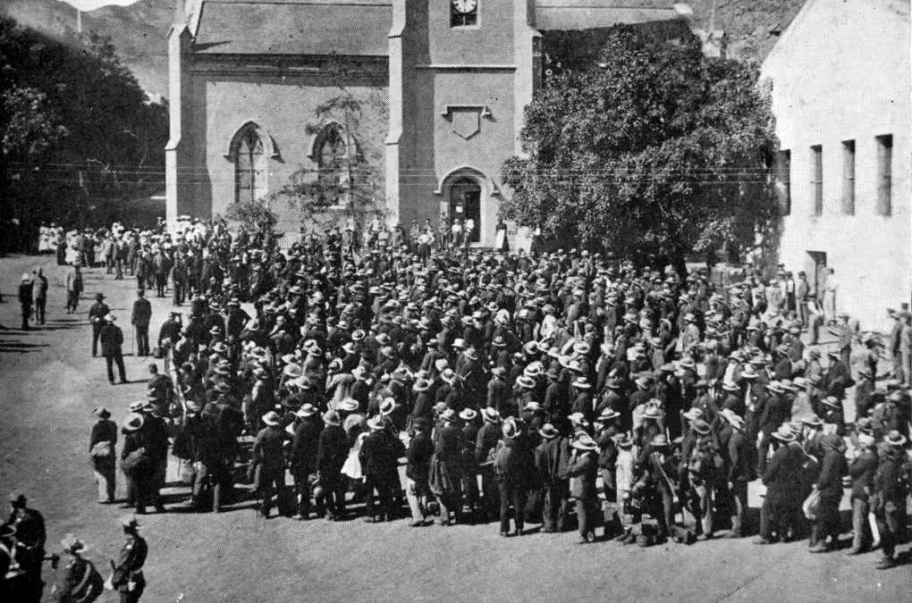 The revival during the Second Anglo-Boer War