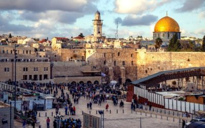 Israel, Palestine, the gospel and peace