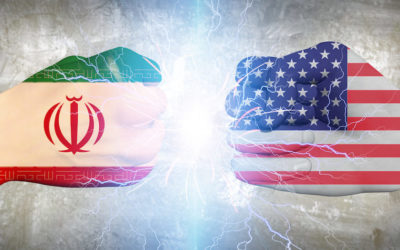 Tension between USA and Iran