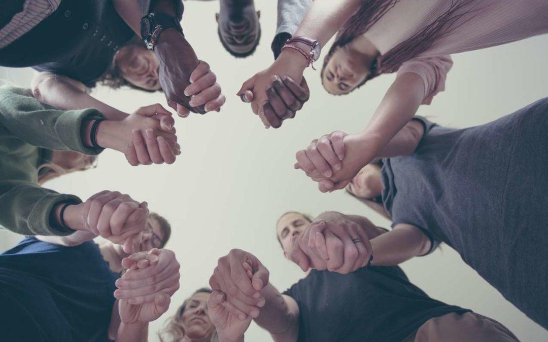 Establishing prayer groups