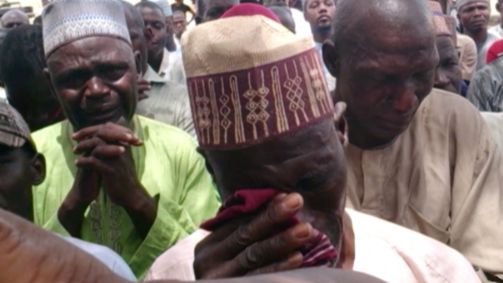 Boko Haram terrorism in Nigeria