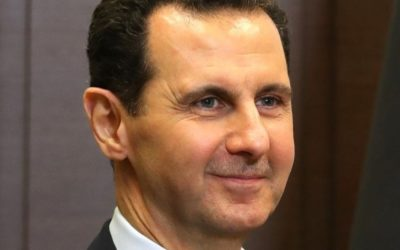Controversial Syrian President Assad