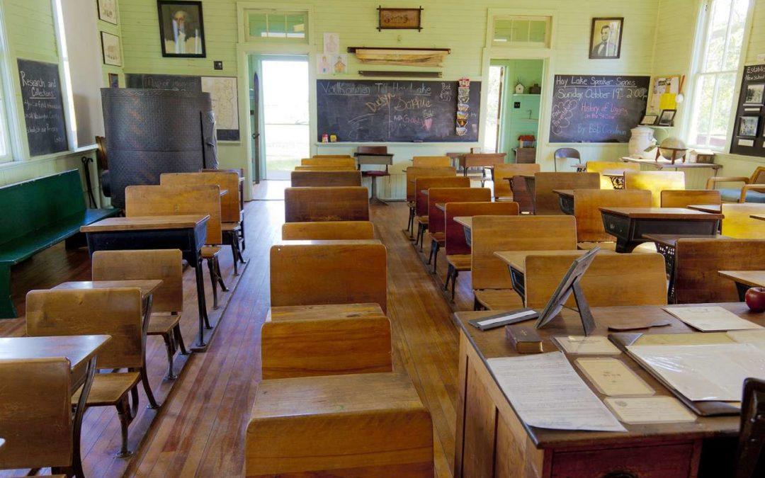 Pray for a school