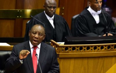 State of the Nation Address (South Africa) – 13 February 2020