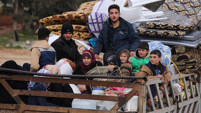 A new wave of Syrian refugees