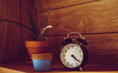 Time in prayer – practical tips